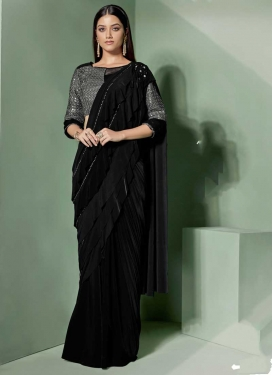 Trendy Designer Saree For Ceremonial