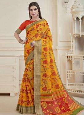 Designer Traditional Saree For Casual