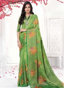 Brasso Traditional Designer Saree