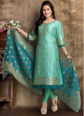 Readymade Churidar Salwar Suit