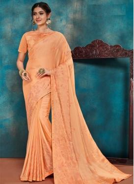 Poly Silk Traditional Designer Saree