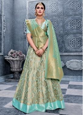 Banarasi Silk Designer Classic Lehenga Choli