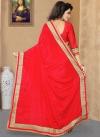 Aari Work Half N Half Saree - 2