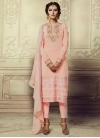 Embroidered Work Pant Style Pakistani Salwar Suit - 1