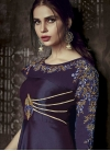 Embroidered Work Readymade Gown - 1