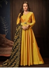 Tafeta Silk Readymade Classic Gown - 1