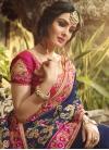 Beads Work Silk Classic Saree - 1
