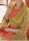 Kameez Style Lehenga Choli For Festival - 2