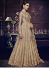 Lace Work Floor Length Anarkali Salwar Suit - 1