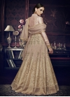 Lace Work Floor Length Anarkali Salwar Suit - 2