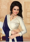 Beads Work Classic Saree - 1