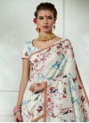 Tussar Silk Trendy Saree - 1