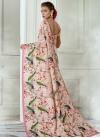 Tussar Silk Designer Contemporary Saree - 1