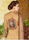 Digital Print Work Pant Style Pakistani Salwar Suit For Festival - 2