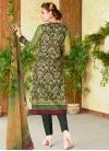 Cotton Pant Style Salwar Kameez For Ceremonial - 2