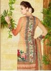 Cotton Pant Style Pakistani Suit - 2