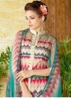 Pant Style Designer Salwar Suit For Festival - 1