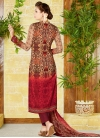 Cotton Pant Style Pakistani Suit For Ceremonial - 2