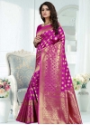 Banarasi Silk Traditional Saree For Festival - 1