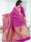 Banarasi Silk Traditional Saree For Festival - 2