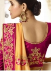Art Silk Trendy Saree For Festival - 2