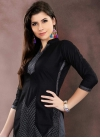 Cotton  Trendy Churidar Salwar Kameez For Casual - 1
