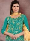 Trendy Churidar Salwar Suit For Ceremonial - 1