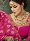 A Line Lehenga Choli For Bridal - 2
