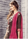 Cotton Trendy Churidar Salwar Suit For Ceremonial - 1