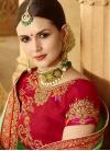 Trendy Saree For Ceremonial - 1