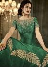 Art Silk Trendy Designer Salwar Kameez For Festival - 1