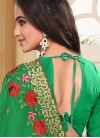 Admirable Booti Work Designer Contemporary Style Saree For Ceremonial - 1