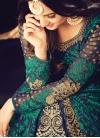 Faux Georgette Trendy Salwar Kameez - 1