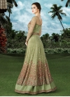 Refreshing Net Layered Designer Salwar Kameez - 2