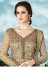 Refreshing Net Layered Designer Salwar Kameez - 1