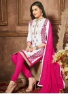 Churidar Salwar Kameez For Ceremonial - 1