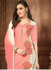 Cotton Trendy Churidar Suit - 1
