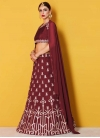 A - Line Lehenga For Ceremonial - 1