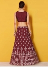 A - Line Lehenga For Ceremonial - 2