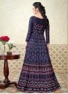 Print Work  Floor Length Anarkali Salwar Suit - 2