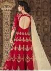 Long Length Anarkali Salwar Suit For Festival - 2