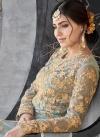 Net Trendy Anarkali Salwar Suit - 2
