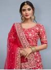 Art Silk Trendy A Line Lehenga Choli - 2