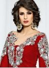 Exceeding Booti Work Pant Style Designer Salwar Suit - 2