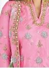 Conspicuous Beads Work Jacket Style Salwar Kameez - 2