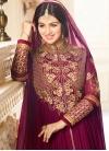 Ayesha Takia Embroidered Work Trendy Designer Salwar Kameez - 2