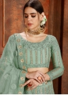 Beads Work Trendy Lehenga Choli - 2