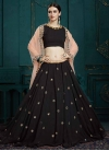 Mirror Work Trendy A Line Lehenga Choli - 2