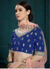 Faux Georgette A - Line Lehenga For Ceremonial - 1
