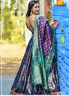 Embroidered Work Trendy A Line Lehenga Choli - 1